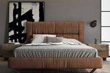 Nabuk Fabric Bed από €1380.00 κομπλέ